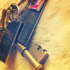 Day 3: Key.