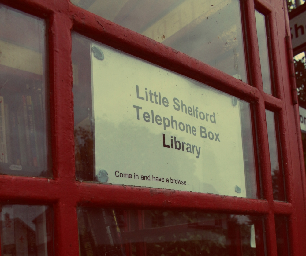 Little Shelford Library