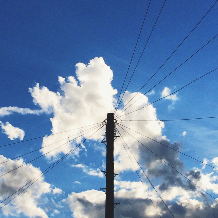 Sky telegraph