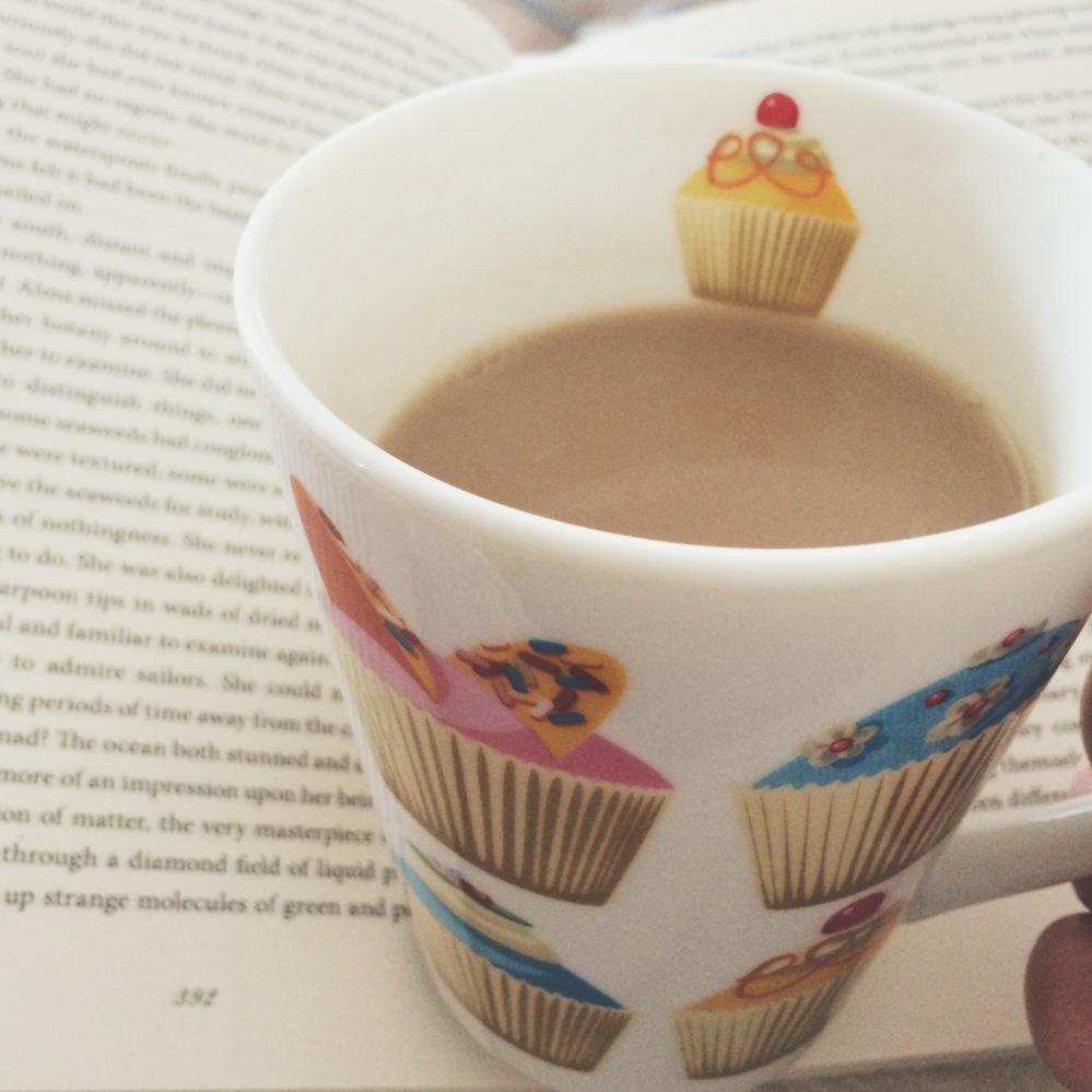 Cupcake coffee