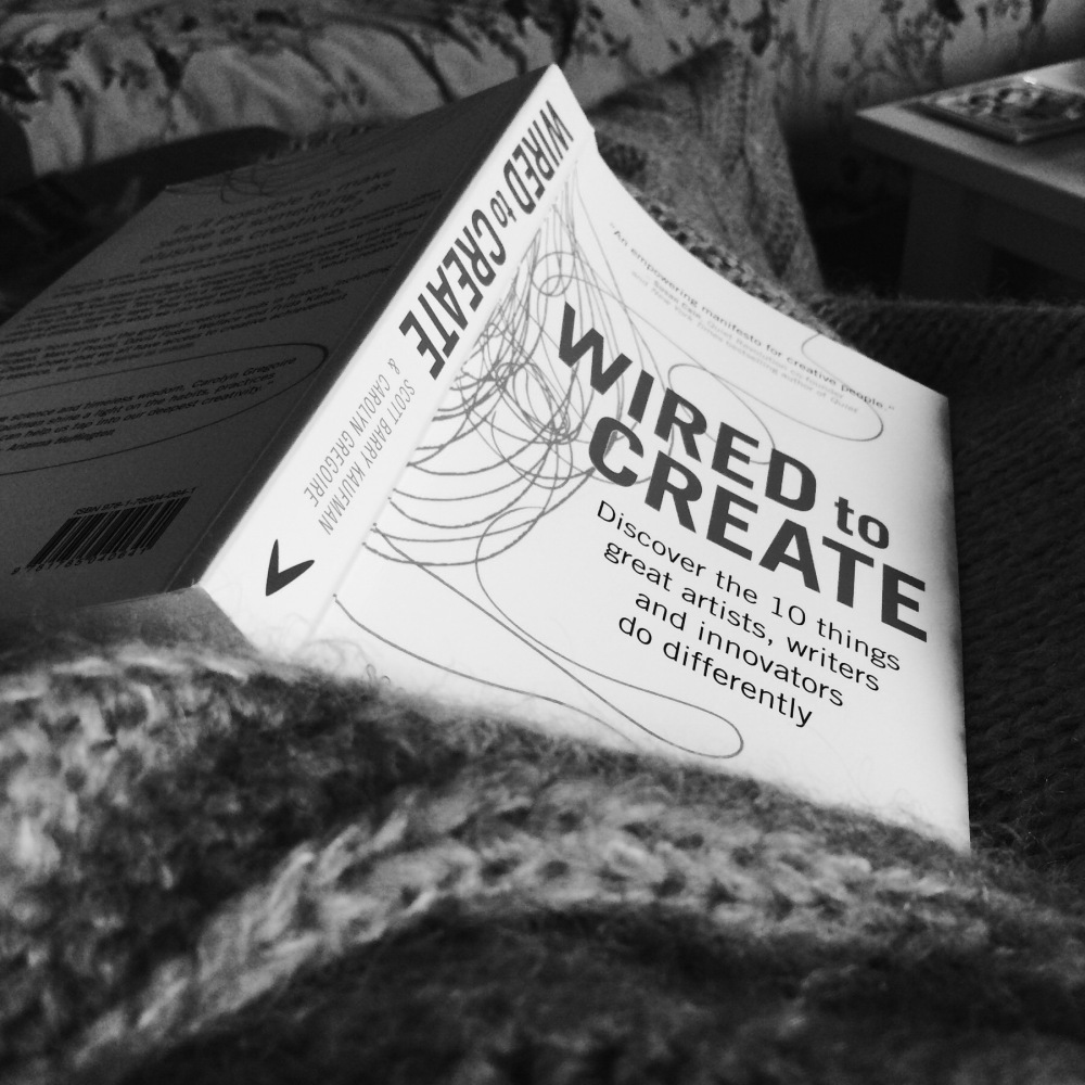 Wired to Create – Cats and Chocolate